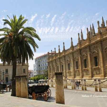 Postcards from Sevilla