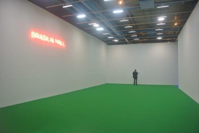 Brasilia Hall