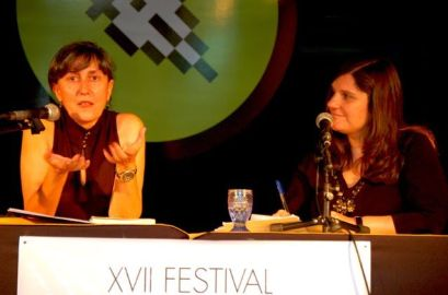 Chus Pato en entrevista con Sonia Tessa