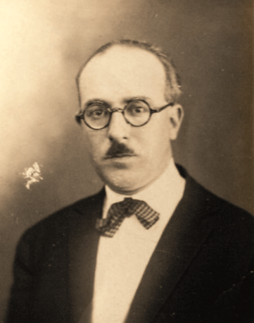 El poeta Fernando Pessoa. 1928