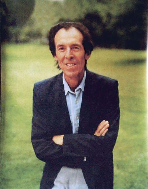 El escritor Julio Ramón Ribeyro