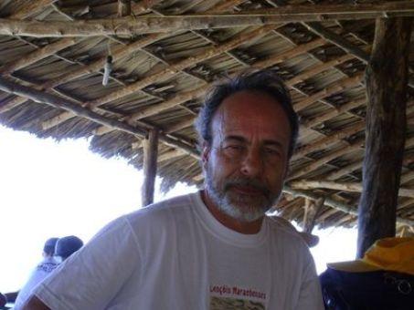 El poeta Ronald Polito foto: Tarcísio de Souza Lima