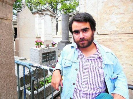 El poeta Lucas Costa