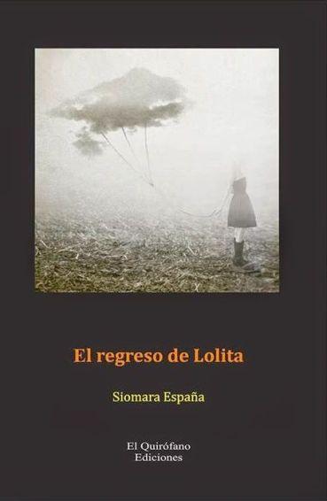 El regreso de Lolita (portada)
