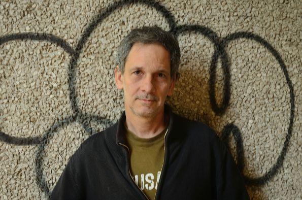 El poeta Mario Nosotti.