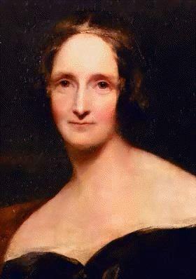 """La narradora Mary Shelley, creadora de """"Frankenstein o el Moderno Prometeo"""""""