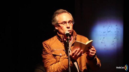 El poeta Marcelo Sandmann.