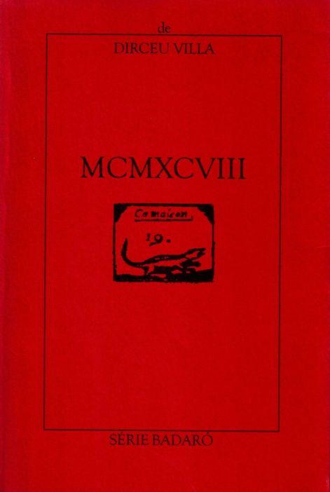 mcmxcviii 1998