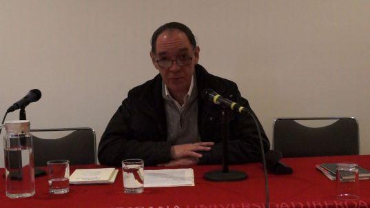 El poeta Juan Alcántara Pohls