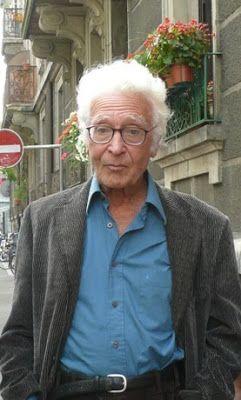 El poeta Américo Ferrari