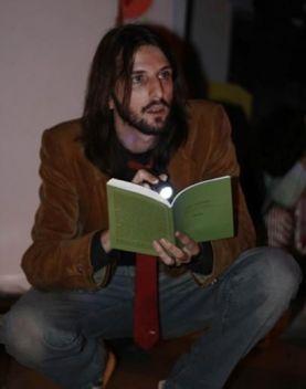 El poeta Juan Salzano