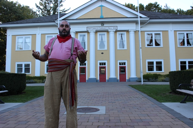 Is Fort Langley Really Haunted?