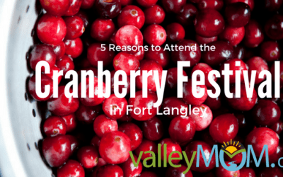 5 Reasons to Visit the Fort Langley Cranberry Festival