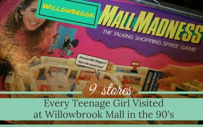 9 Stores Every Teenage Girl Visited at Willowbrook Mall in the 90's