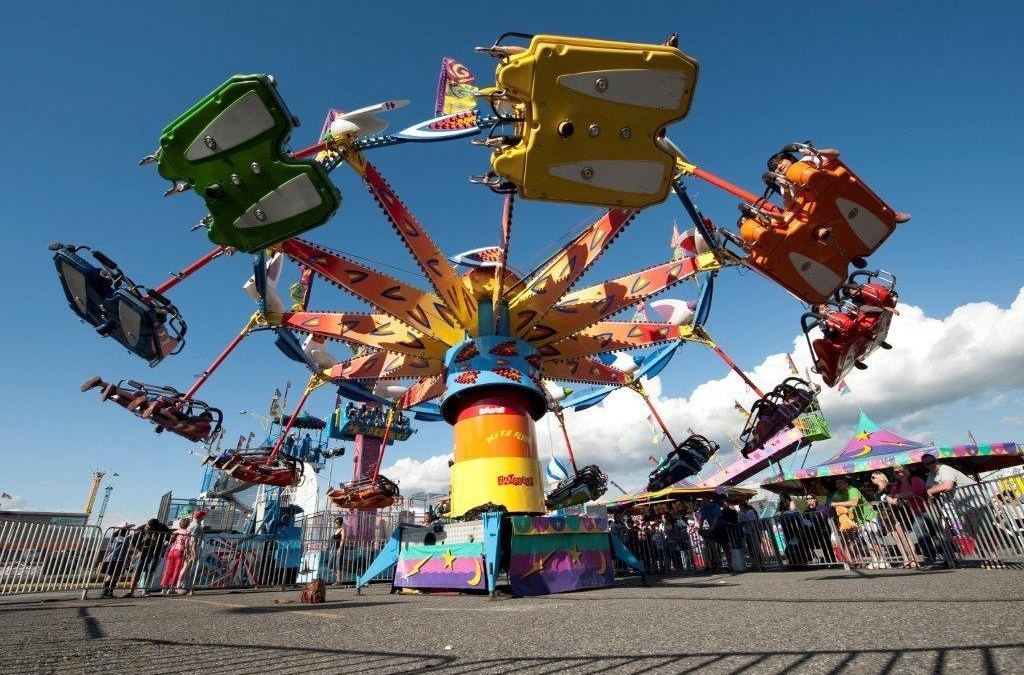 The Cloverdale Rodeo & Country Fair Returns