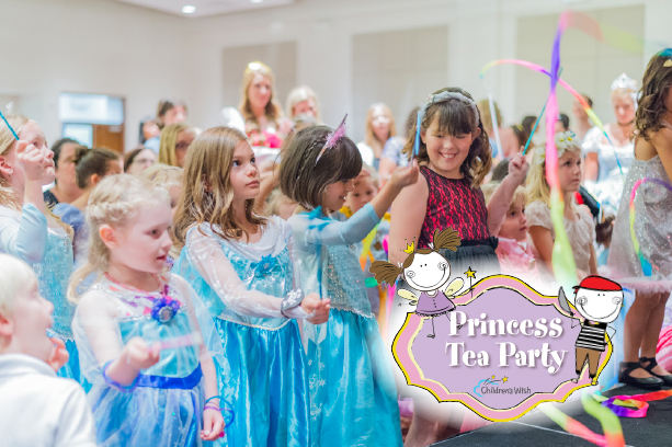 Enter to Win Tickets to the 5th Annual Princess & Pirates Tea Party