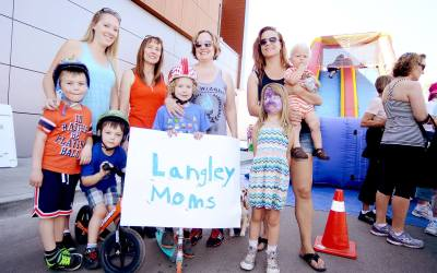 Langley Moms is a Sisterhood On and Offline