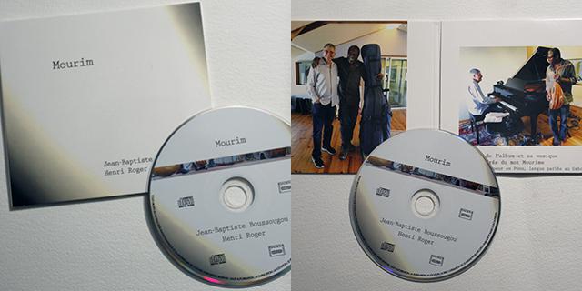 Jean-Babtiste Boussougou & Henri Roger: Mourim (Facing You/IMR, 2015)