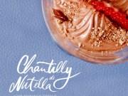Chantilly-de-Nutella-bar receita