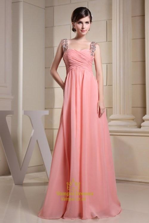 Medium Of Coral Bridesmaid Dresses