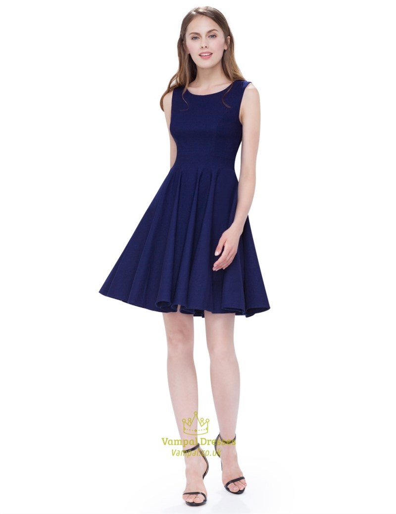 Large Of Fit And Flare Cocktail Dress