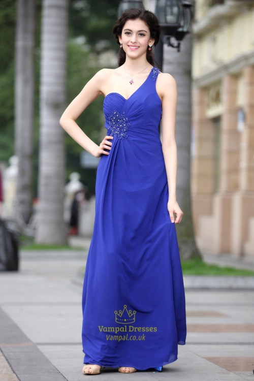 Medium Of Blue Prom Dress