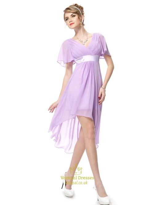 Medium Of Lilac Bridesmaid Dresses