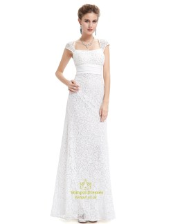 Small Of Ivory Lace Dress