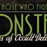 Book Review: Those Who Fight Monsters