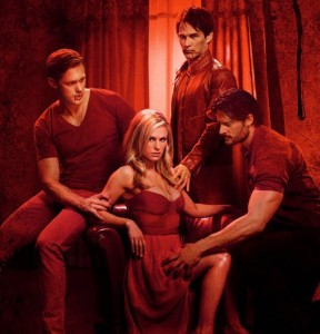 First day back shooting on #TrueBlood [tomorrow] for Season 6! Better