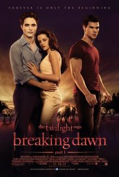 breakind dawn poster
