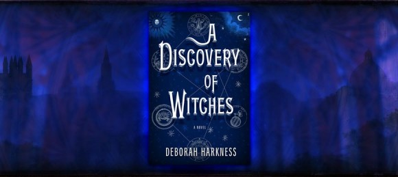 A Discovery of Witches header