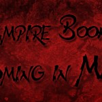 Vampire Books Coming May 2012