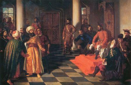 VLAD-THE-IMPALER-holding-court