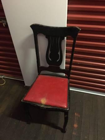 vampire chair