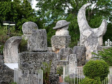 coral castle homestead FL