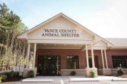 Small Of Vance County Animal Shelter