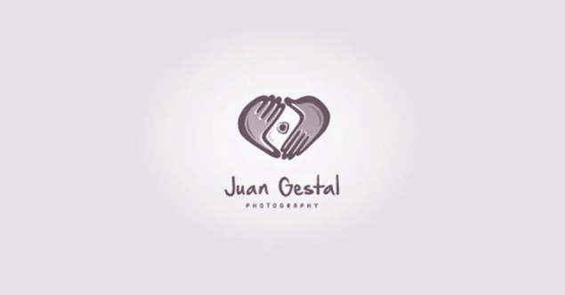 featured photography logo