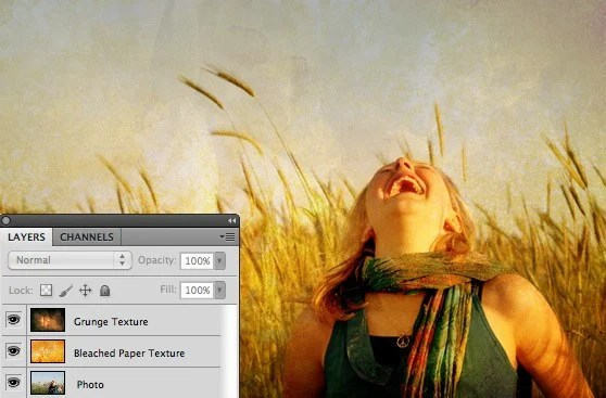 Enhancing Your Portraits with Textures
