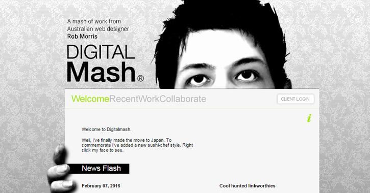 Digitalmash Screenshot