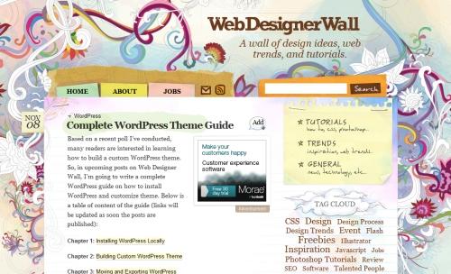 Complete WordPress Theme Guide