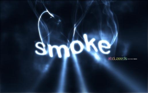 Smoke Effect in Pixelmator