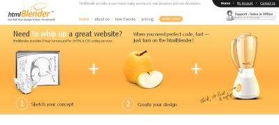 htmlBlender