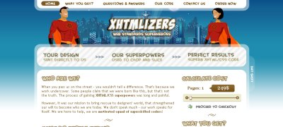 XHTMLizers