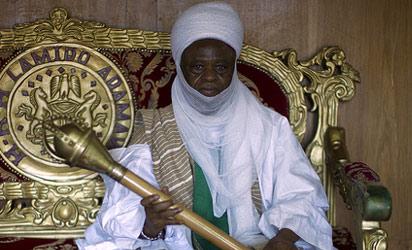 Lamido Adamawa,Alhaji Muhammadu Barkindo Mustapha