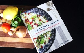 A Helping Hand – the Cookbook in English & Tagalog