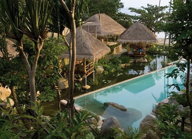 Kamalaya Pool View