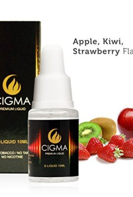 Cigma-10ml-E-liquid-Apple-Kiwi-Strawberry-Premium-Quality-Forumla-For-E-cigarette-E-Shisha-Money-Back-Guarantee-0