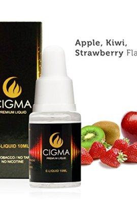 Cigma-10ml-E-liquid-Apple-Kiwi-Strawberry-Premium-Quality-Forumla-For-E-cigarette-E-Shisha-Money-Back-Guarantee-0