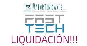 Liquidacíon Fasttech – 25% al 50% de descuento.